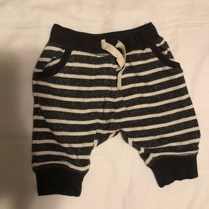 Hanna Andersson joggers 3-6 months